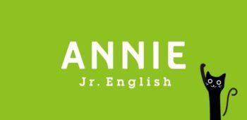 ANNIE Jr. English